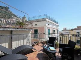 Residenza Del Duca Rooms & Apartments, beach hotel in Amalfi