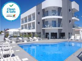 KR Hotels - Albufeira Lounge, hotel in Albufeira