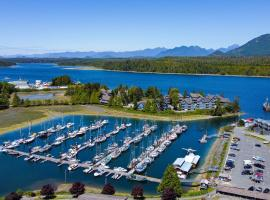 The Moorage, apartment in Ucluelet
