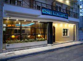 Victory Inn, hotel in Athens
