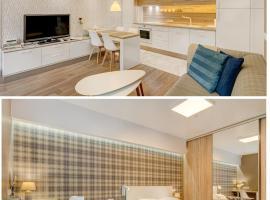 Happy InnSide, Self check-in, free parking, apartment in Vilnius