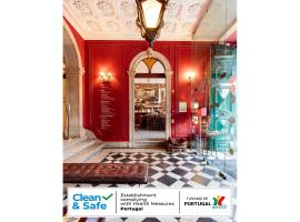 The Independente Hostel & Suites, albergue en Lisboa