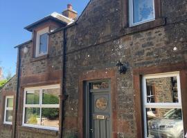 Fox Cottage, vakantiehuis in Moffat