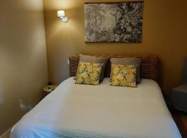 La Villa Claudia, budget hotel in Pennautier