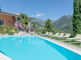 Residence Terry, serviced apartment in Tremosine Sul Garda