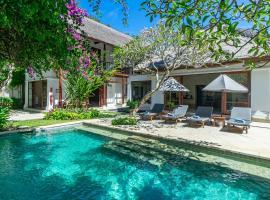 Jimbaran Beach Villas by Nakula, hotel near Samasta Lifestyle Village, Jimbaran