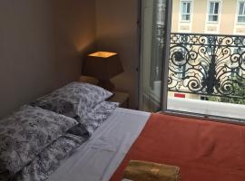 Studios Floreal, serviced apartment in Nice