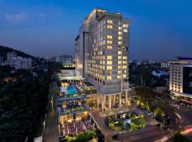 JW Marriott Pune, accessible hotel in Pune