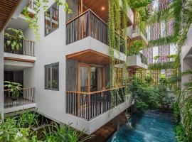 Ponte Boutique Villa, hotel in Danang