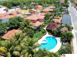 La Dolce Vita Pousada, guest house in Praia do Frances