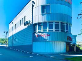 Formula hotel, отель в Волгограде
