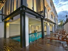 Luxury Villa at KLCC by NextStation, villa in Kuala Lumpur
