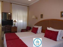 Hotel Larbelo, hotel near S. Sebastião Aqueduct, Coimbra