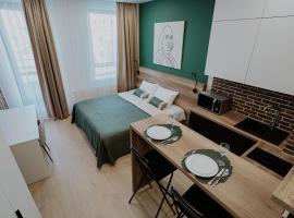 Apartment Franklin, apartment in Ufa