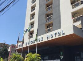 Edificio Crystal Place Ap1405, hôtel à Goiânia
