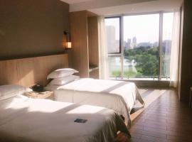 Parkview Art Hotel, hotel in Hefei
