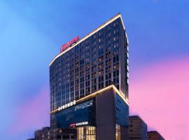 Hampton by Hilton Nanning East Station, hotel in Nanning
