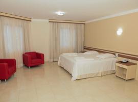 San Marino Palace Hotel, hotel em Guarapuava