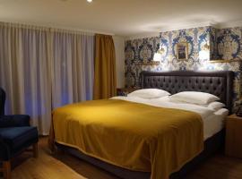 Hotel Walliserhof Zermatt, Hotel in der Nähe von: Sunnegga-Blauherd, Zermatt