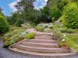 Le jardin, hotel in Vaubadon