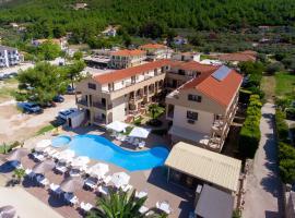 Mediterranean Hotel, готель у місті Скала-Рахоніу
