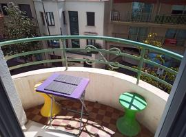 Appartement Antibes Centre proche mer et commerces 60M2, self catering accommodation in Antibes