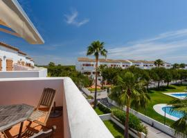 Dulce Carrajolilla Barrosa Beach, apartamento en Chiclana de la Frontera