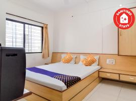 SPOT ON 37458 Hotel Rahi, hotel in Nashik