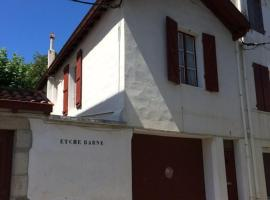Etchebarne, hôtel à Saint-Jean-de-Luz