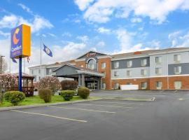 Comfort Suites Abingdon I-81, hotel di Abingdon