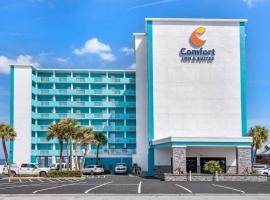 Comfort Inn & Suites Daytona Beach Oceanfront, hotel near Daytona International Speedway, Daytona Beach