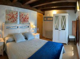 Hotel Villa Fontanas, отель в городе Онтанас