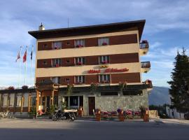 Hotel Ad'Eldorado, Hotel in Crans-Montana