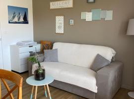 Le Petit mouchoir et son garage, apartment in Sainte-Maxime