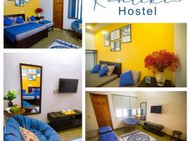Kon-Tiki DaNang Hostel, hotel in Da Nang