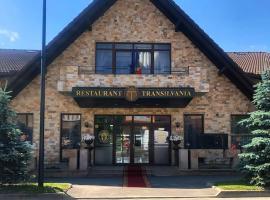 VILA Restaurant Transilvania, hotel din Zărneşti
