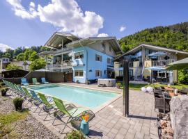 Ferienparadies Alpenglühn, boutique hotel in Berchtesgaden