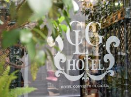 Hotel Convento La Gloria, hotel near Triana Bridge - Isabel II Bridge, Seville