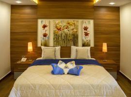 San Stephano Resort, serviced apartment in Batroûn