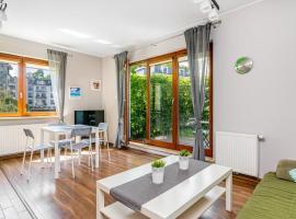 BillBerry Apartments - Aquarius Sopot, pet-friendly hotel in Sopot