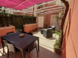 MAISONETTE 100 M2 avec terrasse PIERRELATTE 2020, hotel near Crocodile Farm, Pierrelatte