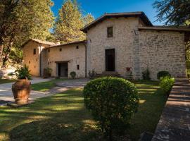Convento di Acqua Premula, hotel in Sellano