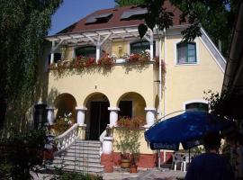 Villa Klára, panzió Siófokon