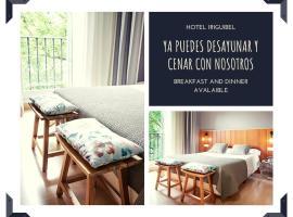 Hotel Iriguibel Huarte Pamplona, hotel near Spanish Red Cross, Huarte
