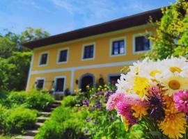 Naturoase Mühlviertel, Ferienwohnung in Sankt Johann am Wimberg