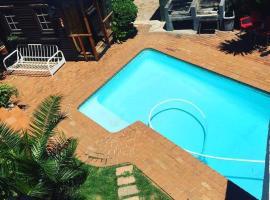 Melville House, hostel in Johannesburg