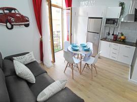 Apartamento muy céntrico 5 minutos playa (2º), hotel económico en Alicante