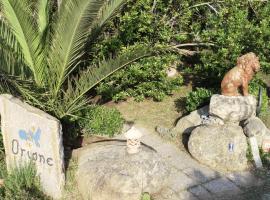 Agriturismo Orione, farm stay in Marina di Campo