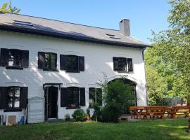 Forester, pet-friendly hotel in Malmedy