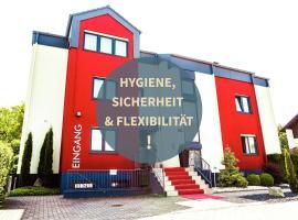 Hotel & Living Am Wartturm, Hotel in Speyer